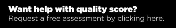 Quality Score Help