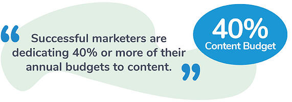 Successful Marketers Content