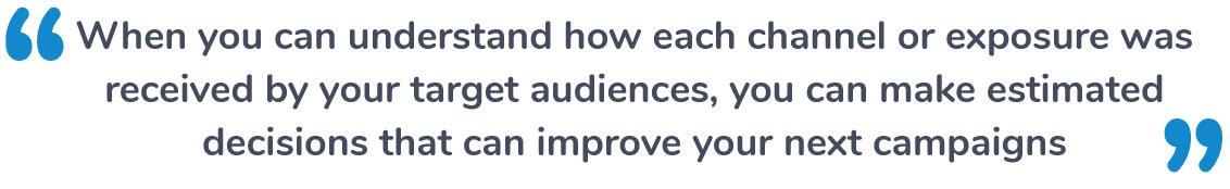 Revenue attribution to improve campaigns