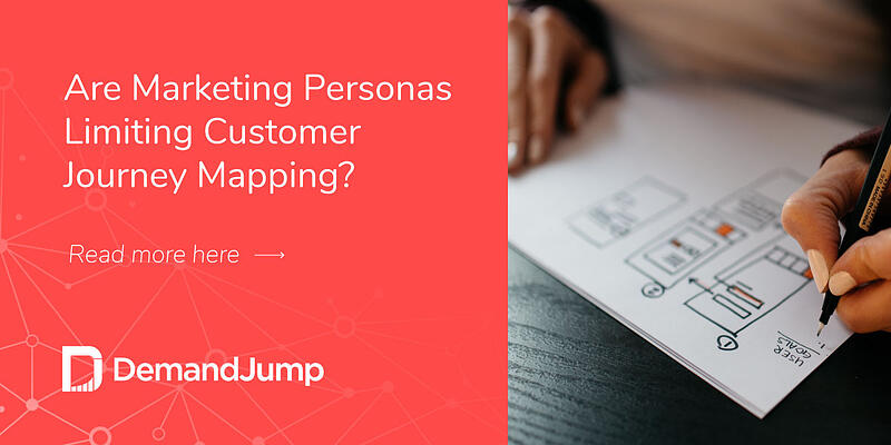 Area Marketing Personas Limiting Customer Journey Mapping?