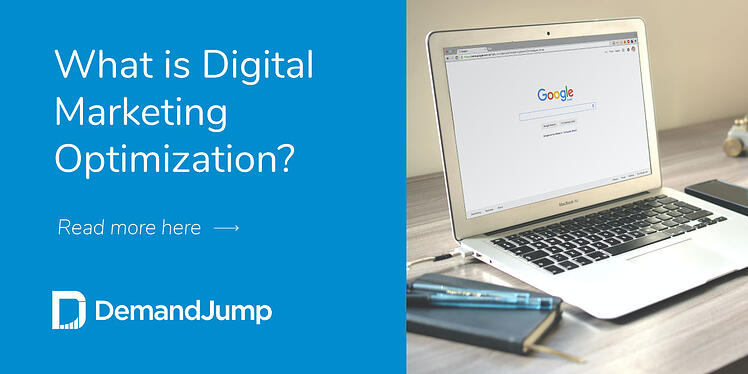 what is digital marketing optimization?