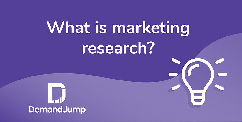 What is marketing research?
