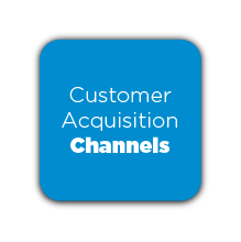 Customer Acquisition Channels Button