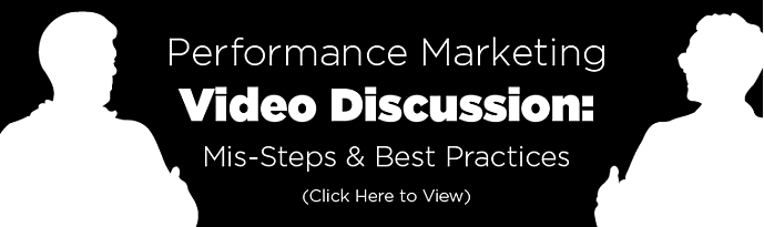 Performance Marketing Best Practices