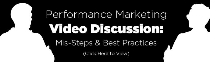 Performance Marketing Best Practices