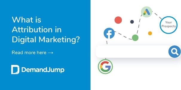 Attribution for Digital Marketing