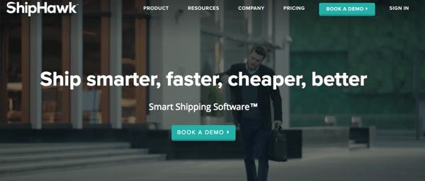 ship smarter, faster, cheaper
