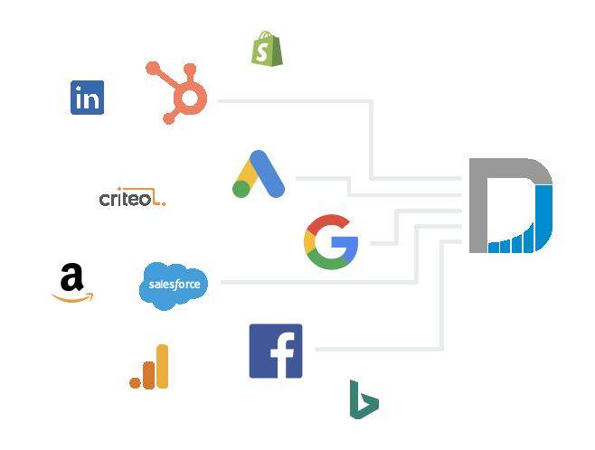 Centralized data