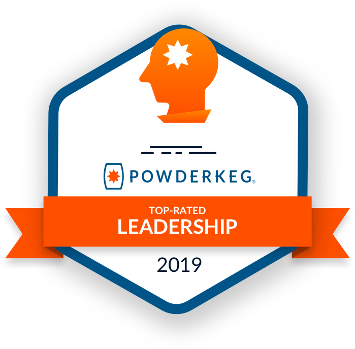 PowderKeg Top Rated Leadership 2019