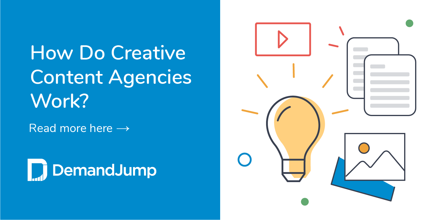 How Do Creative Content Agencies Work?