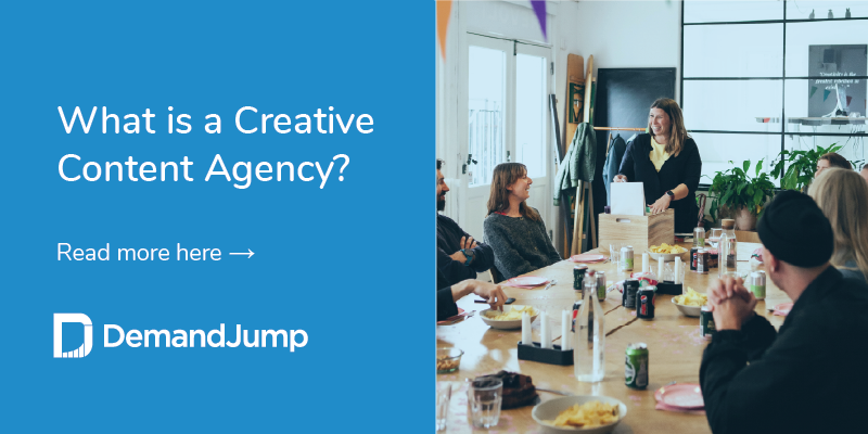 What is a Creative Content Agency?