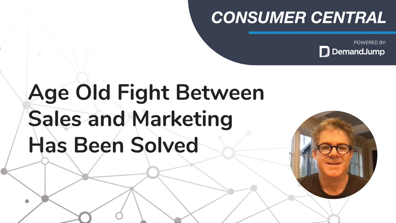 Age Old Fight Between Marketing and Sales Has Been Solved | Episode 12