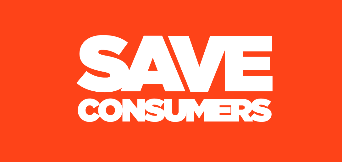 Save Consumers