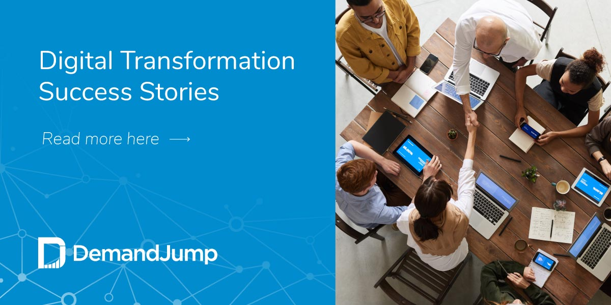Digital Transformation Success Stories
